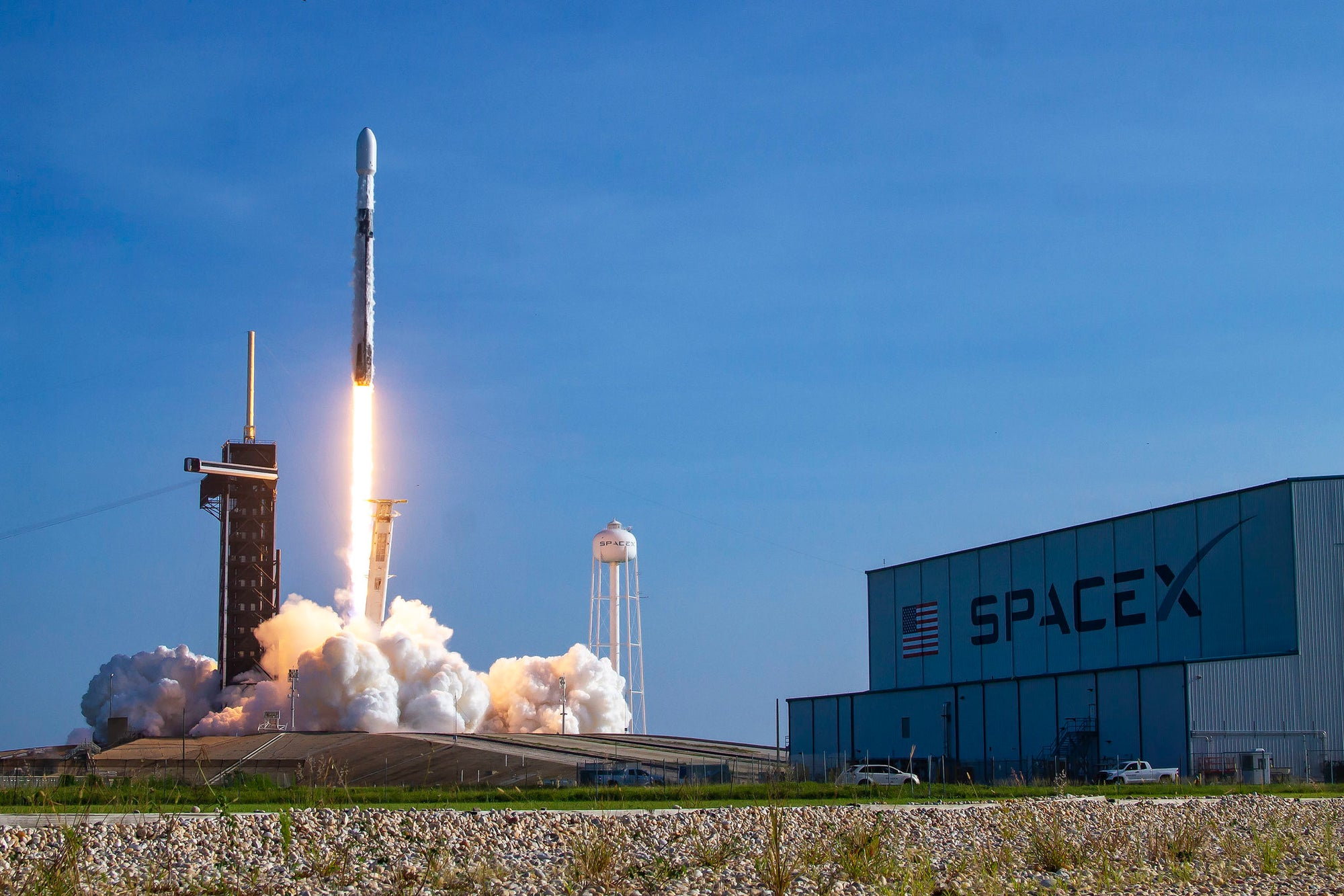 Germany's Exolaunch signs long-term launch contract with SpaceX
