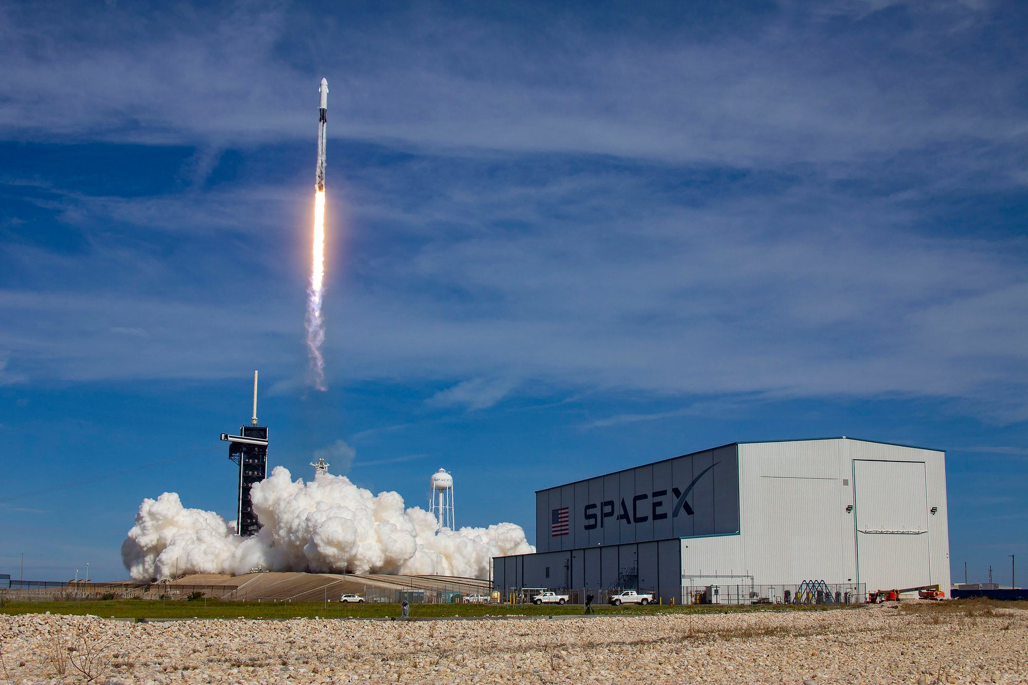 President of Indonesia invites SpaceX to assess the country as a potential launch site
