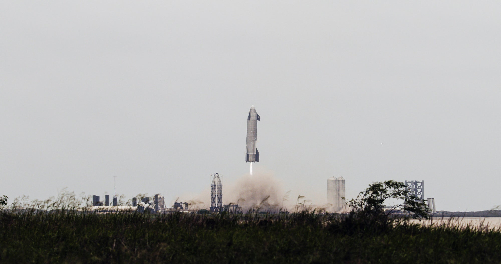 SpaceX Moves Starship SN15 To The Launch Pad To Prepare For Potential Reflight