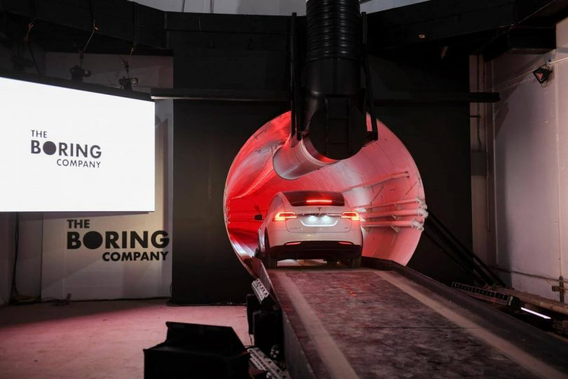 The Boring Company Has Finished Digging A 2nd Tunnel In Las Vegas