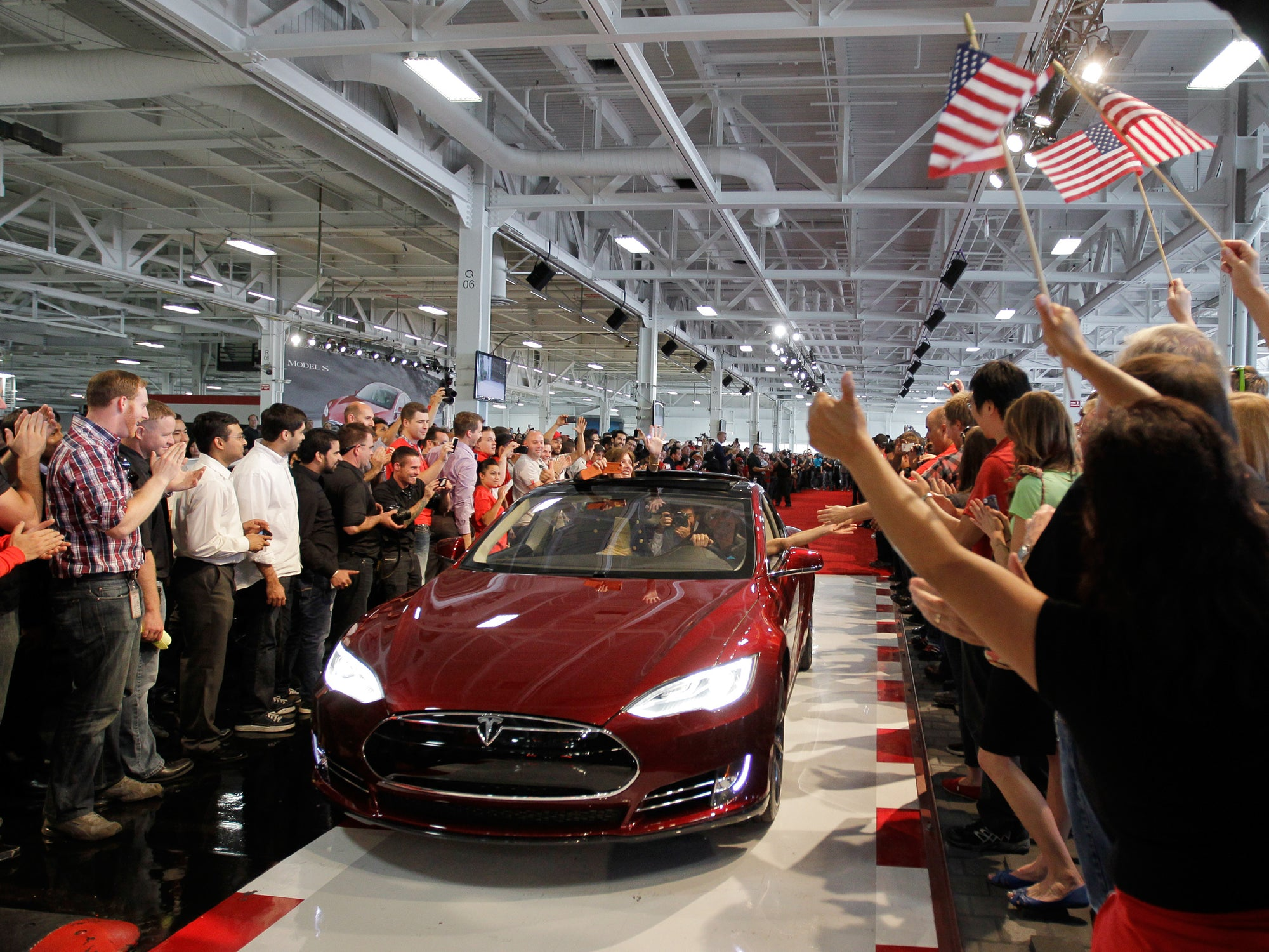 A bit about Tesla's recent successes