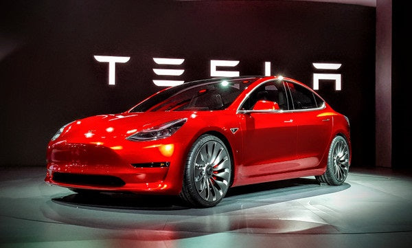 Tesla Model 3 is the King