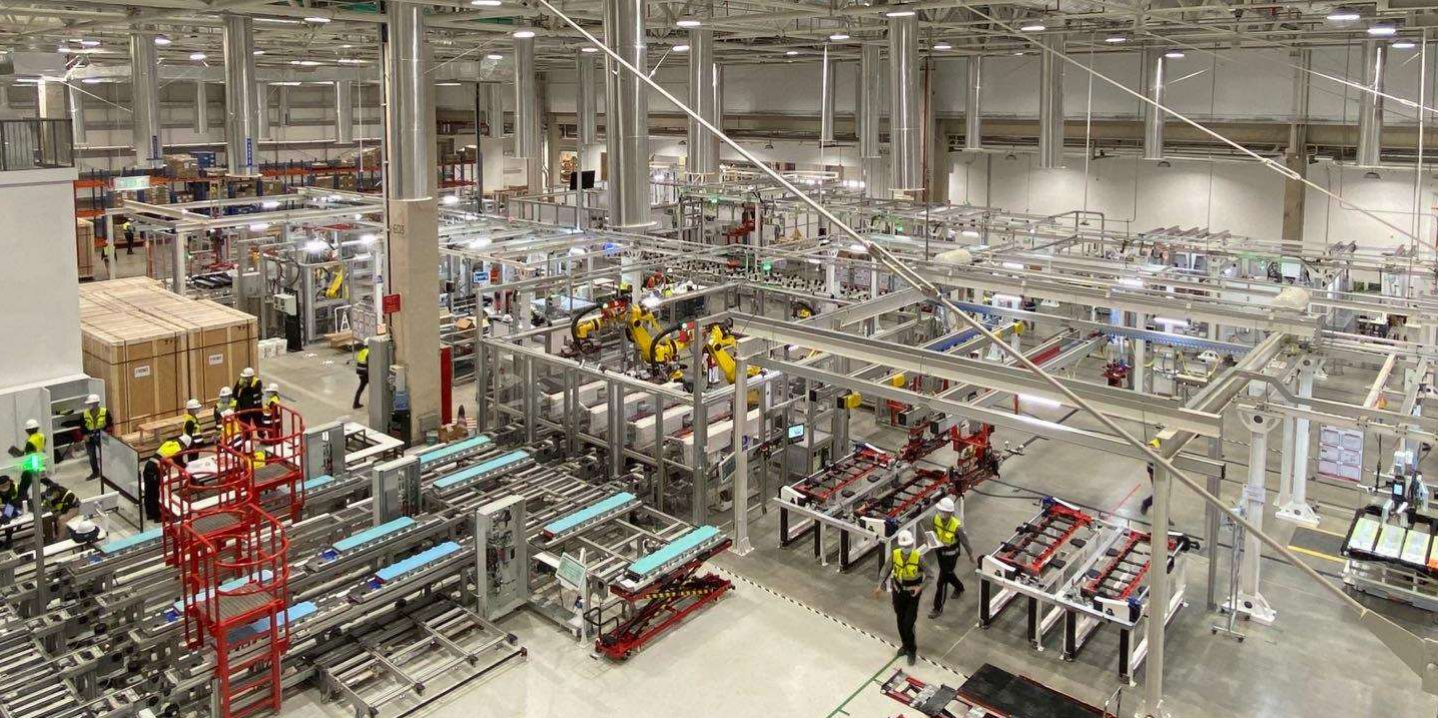 Tesla Might Scale-Up Battery Cell Production Line Close To Fremont Factory