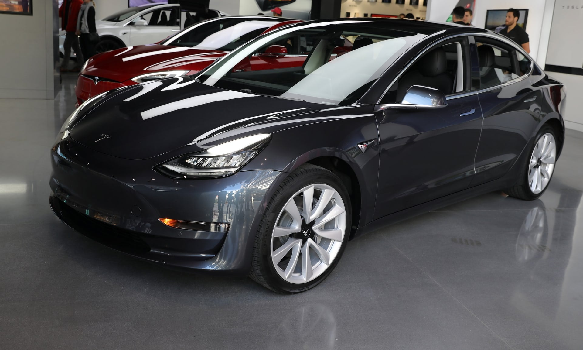 All Tesla China-Made Model 3 Now Eligible For Purchase Tax Exemption (Including the Long Range)