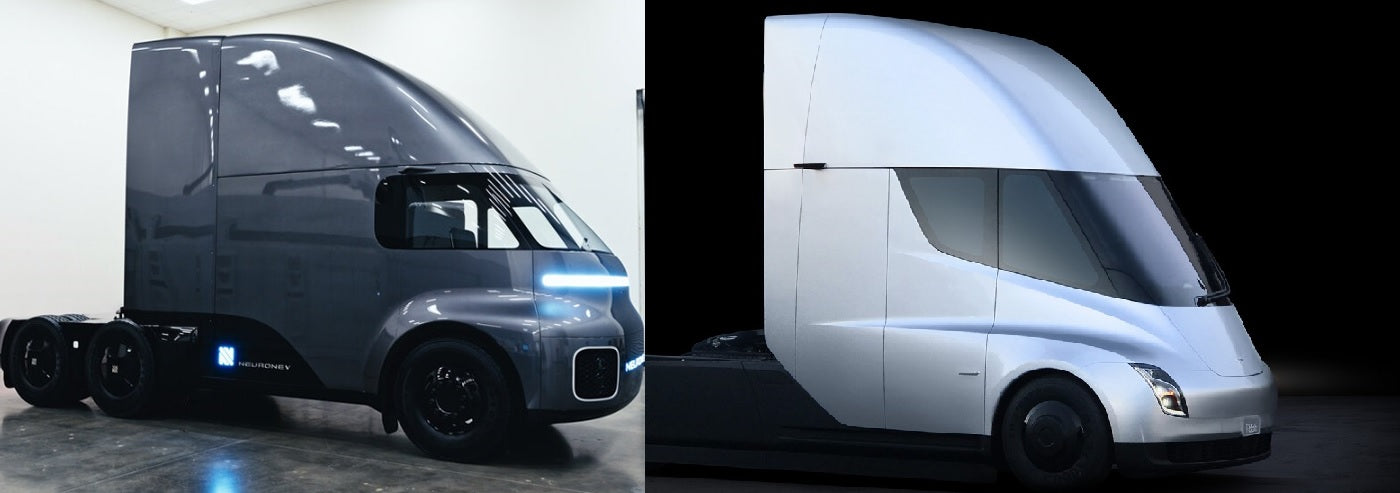 Neuron EV TORQ vs Tesla Semi