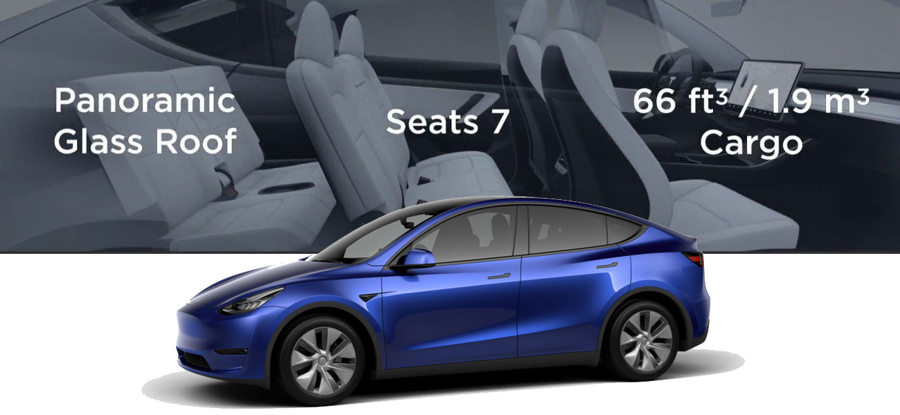 Tesla Model Y 7 Seater Readies for Early Dec Delivery, Model S Price Goes to $69,420 Tonight