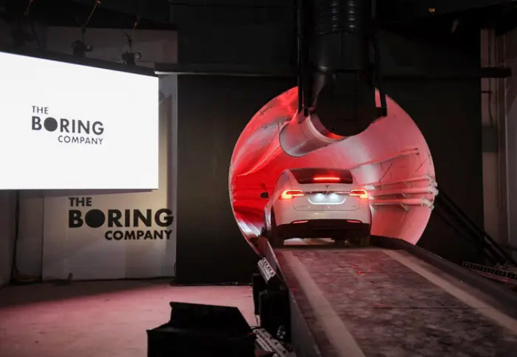 Elon Musk's The Boring Company Plans On Multiple Tunnels around Miami Area