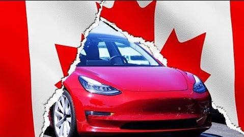 Tesla Model 3 is Top-Selling Zero-Emissions Vehicle in Canada in the Q3 2019