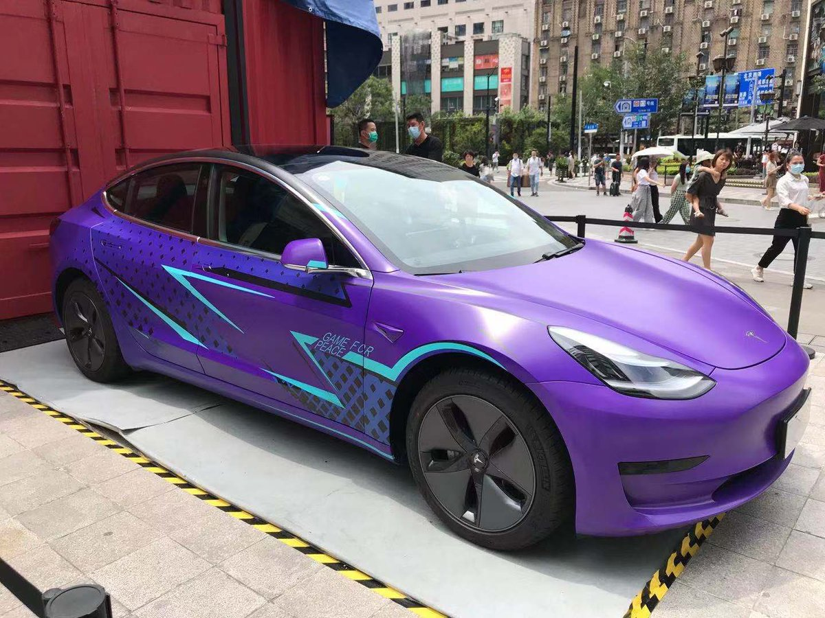 Tesla China and Tencent to Benefit from Joining Forces