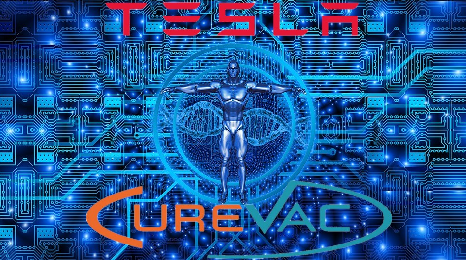 Tesla Filed a Joint Patent With CureVac For COVID-19 Vaccine Research