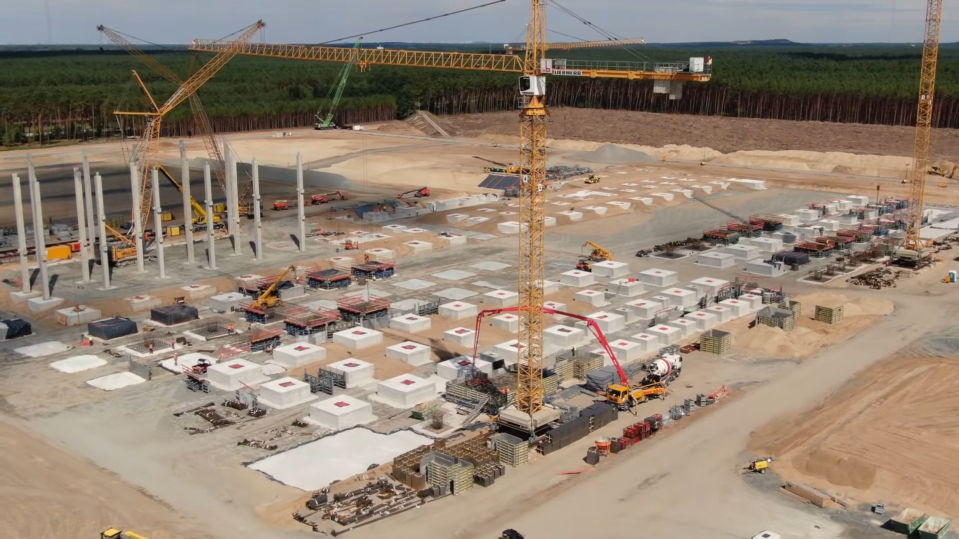 Tesla Giga Berlin Construction Speed May Be Faster Than We Expected