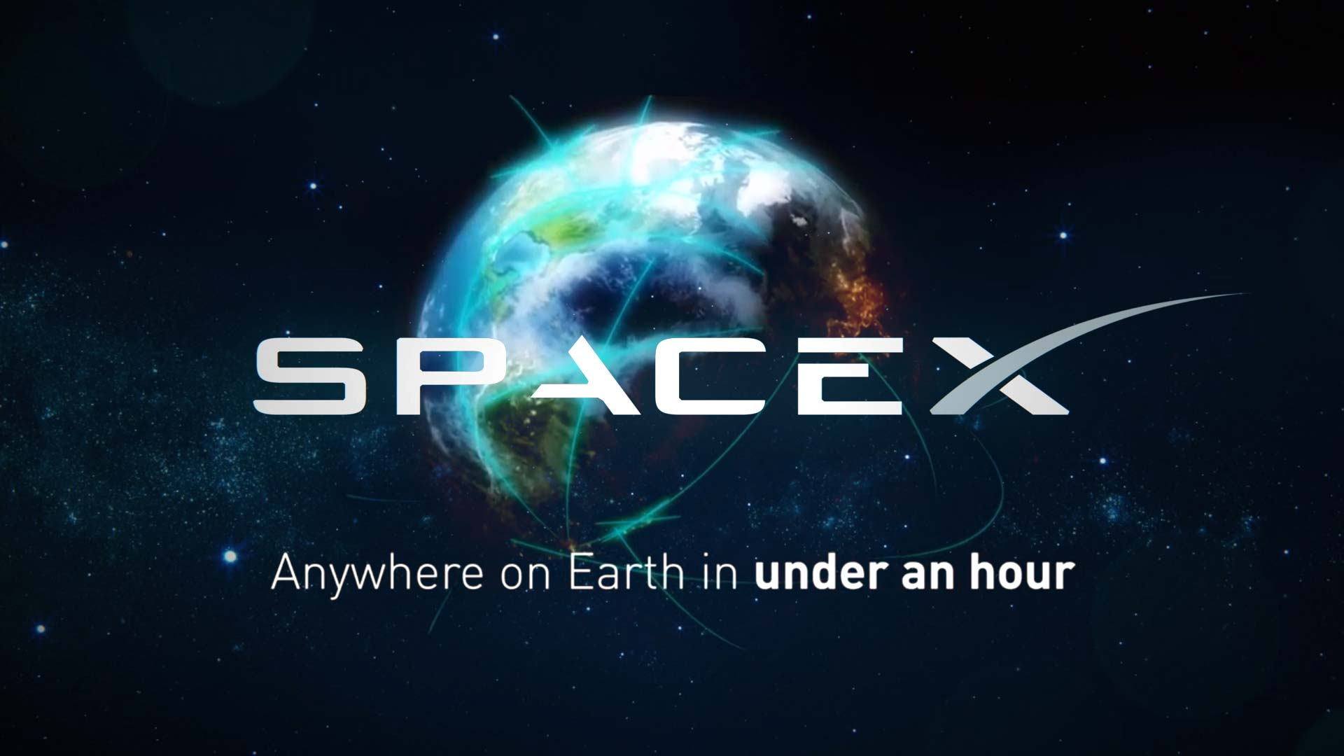 SpaceX plans to fly you anywhere on Earth in under an hour using Starship