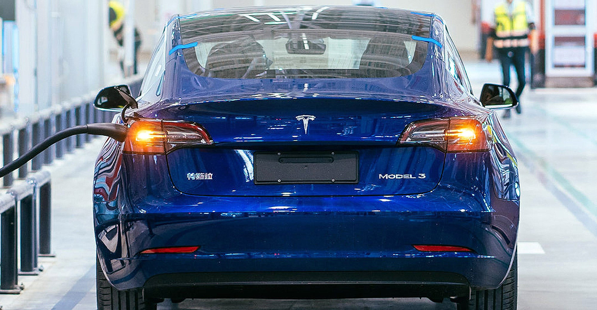 Trade Uncertainty Won't Stop Tesla