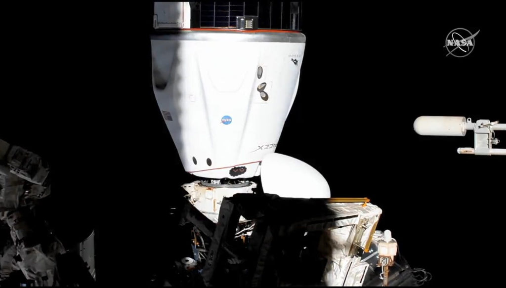 SpaceX Crew Dragon Changes Docking Ports At The Space Station Ahead Of Boeing Starliner Arrival