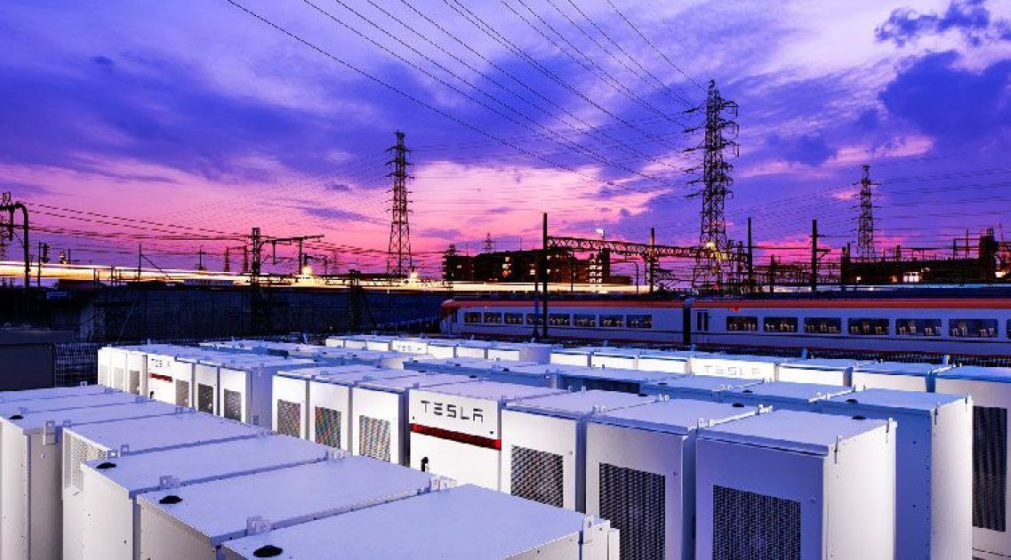 Tesla Powerpack Applications for Plug-and-Play Power Systems & Microgrids