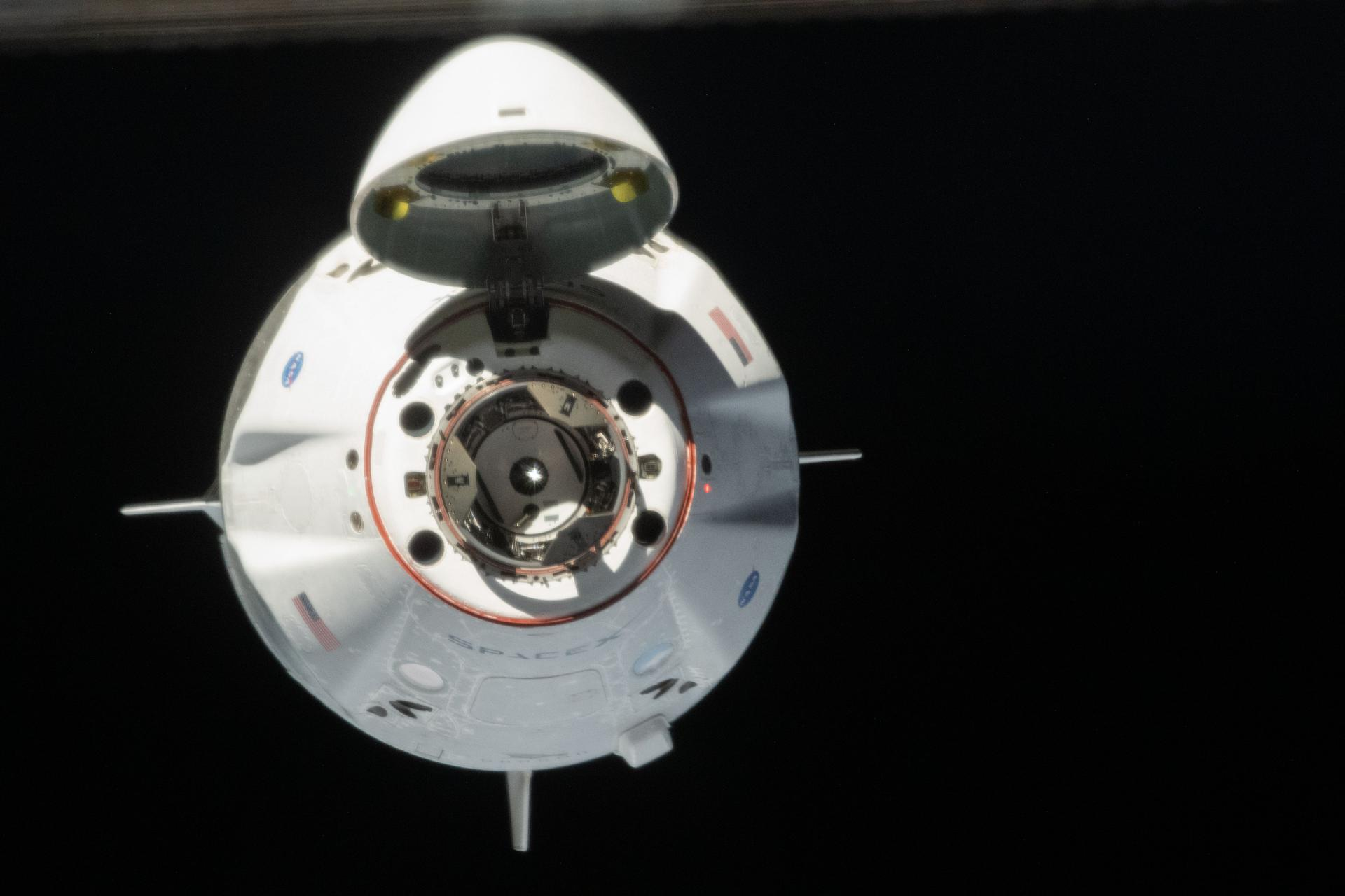NASA's Head of Human Spaceflight says SpaceX's Crew Dragon is 'doing great' at the Space Station