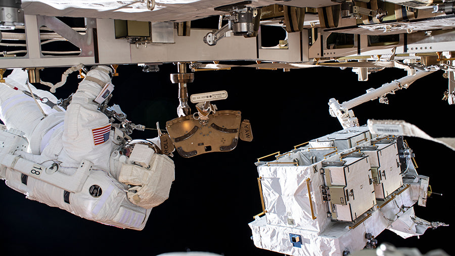 NASA Astronauts will conduct a Spacewalk to upgrade the Space Station's power system –Watch It Live!