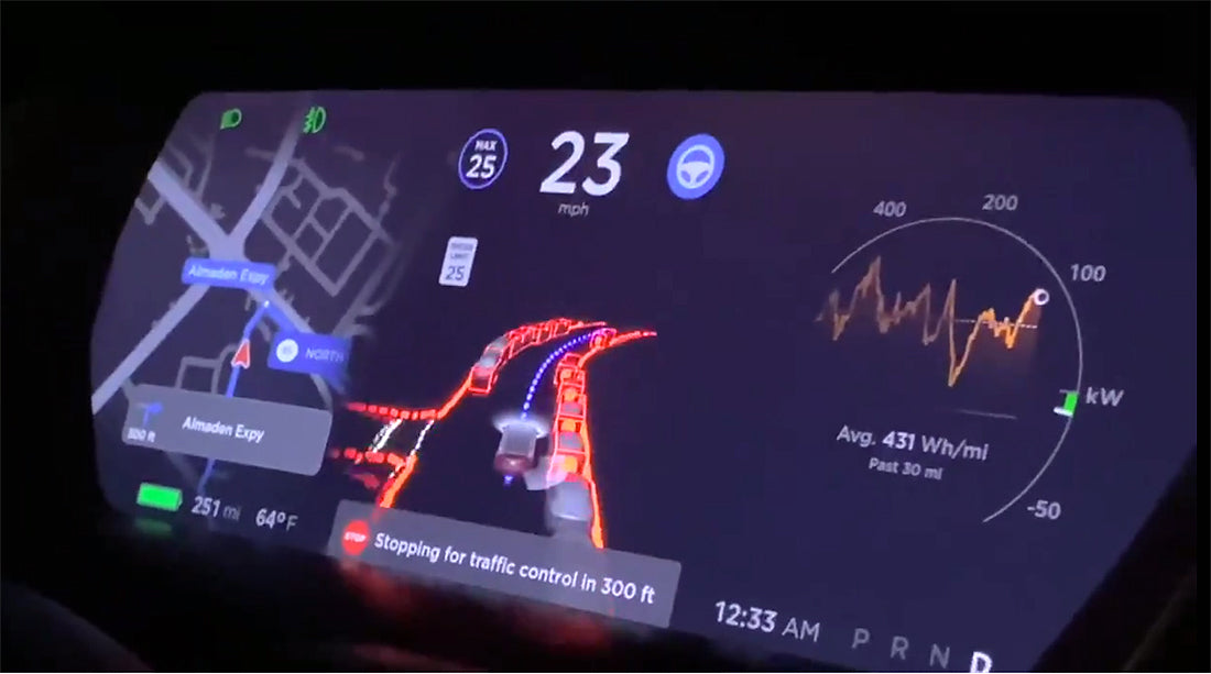 Tesla Full Self Driving FSD Monthly Subscription Coming in 2021, Price Increase Postponed to Thursday