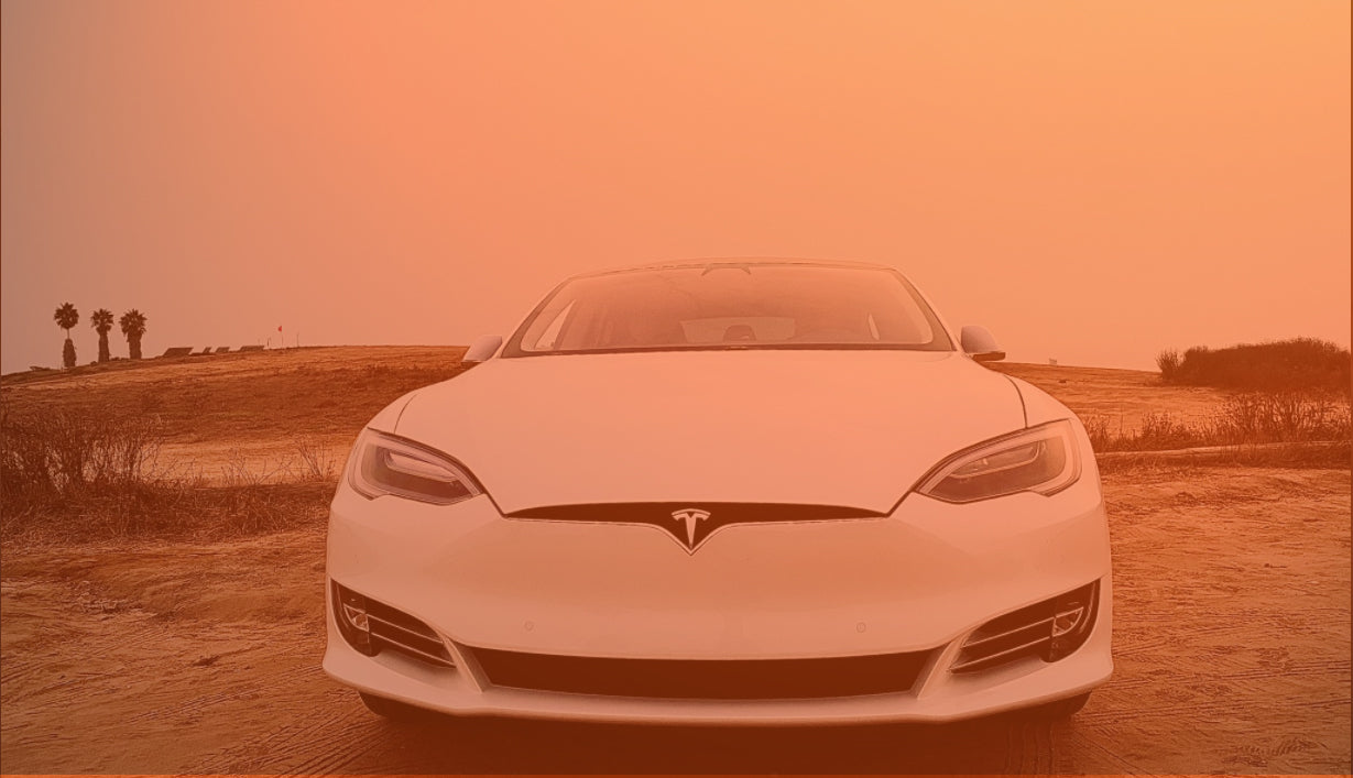 Tesla Hospital-Grade (HEPA) Air Filters in Model S & X Help During California Wild Fires