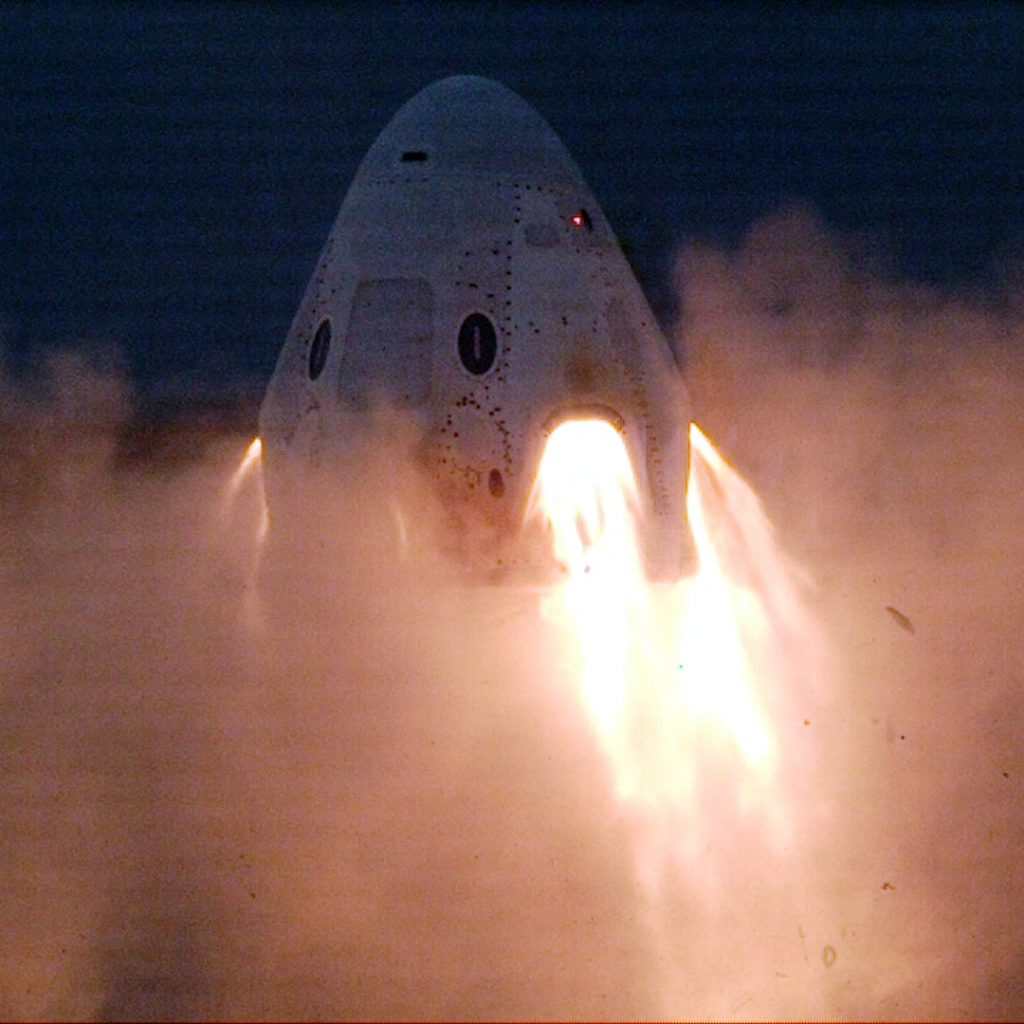 NASA announced SpaceX Crew Dragon's In-Flight Abort Test Date