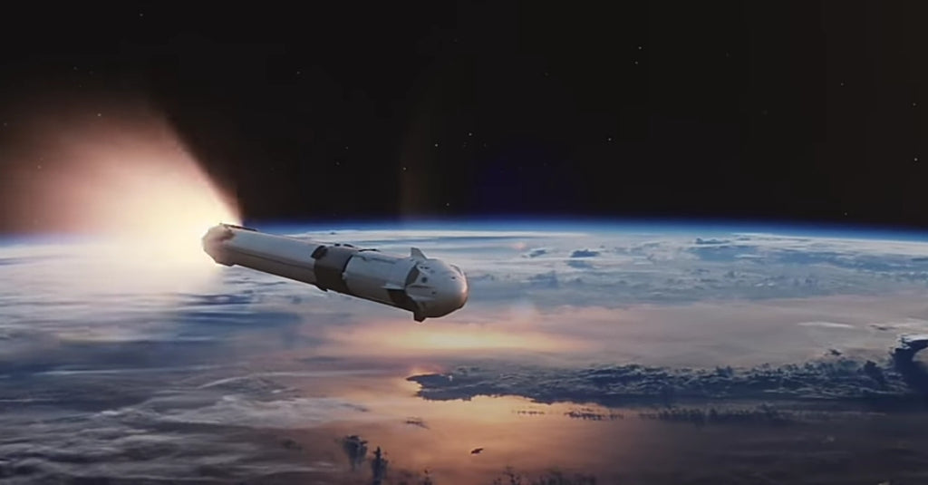 New SpaceX video shows what will happen during their first manned mission scheduled for 2020