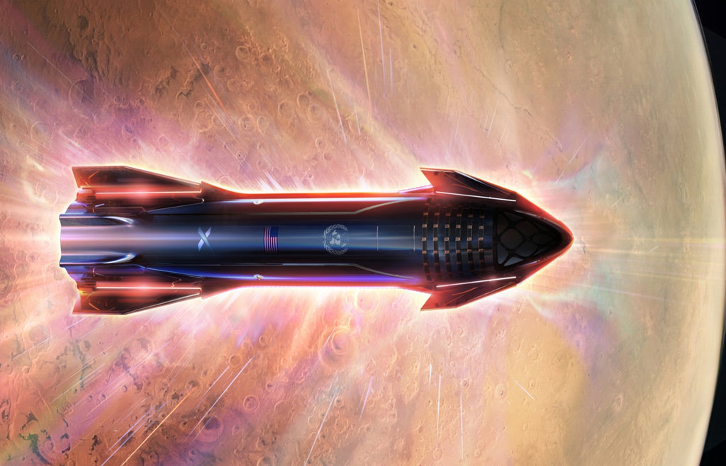 SpaceX Starship will help enable life on Mars