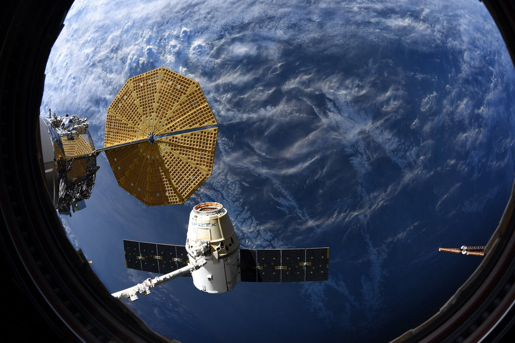 SpaceX's original Dragon spacecraft concludes its final mission to the Space Station