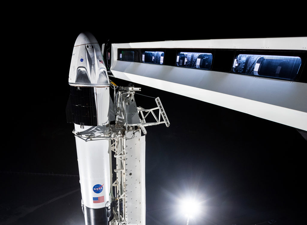 NASA Administrator is 'fairly confident' SpaceX's Crew Dragon will launch astronauts next month