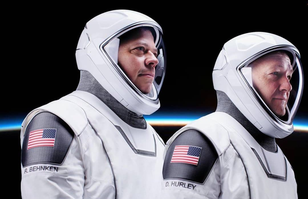 Learn about SpaceX's Spacesuit and Spacecraft NASA Astronauts will ride -Watch It Live Today!