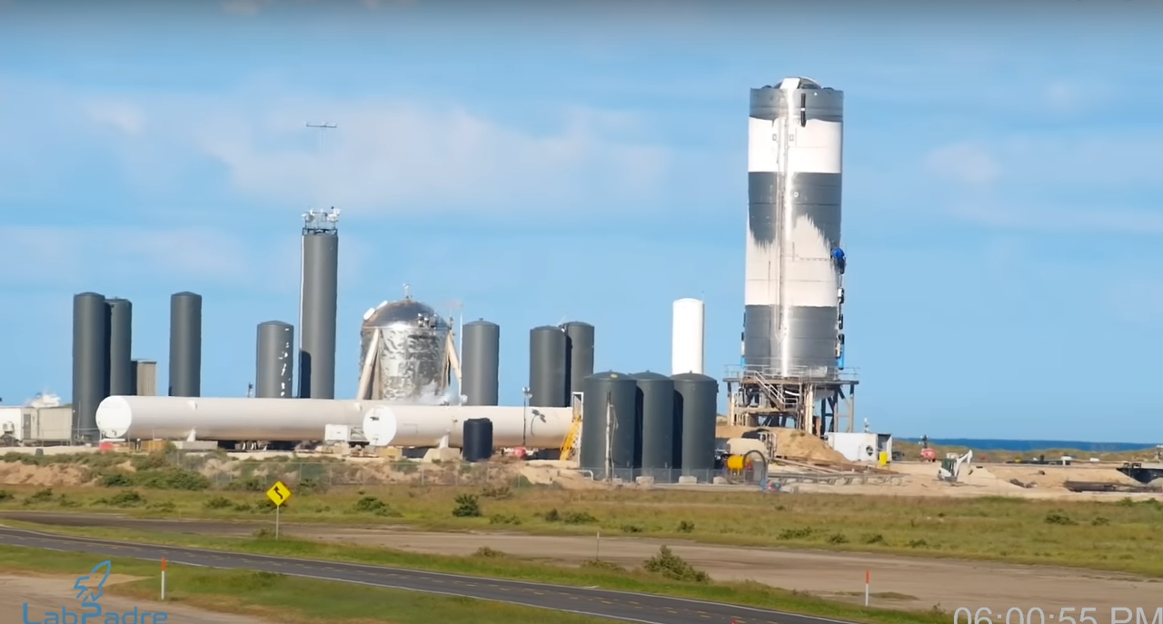 SpaceX engineers proof-test the next Starship vehicle that will take flight