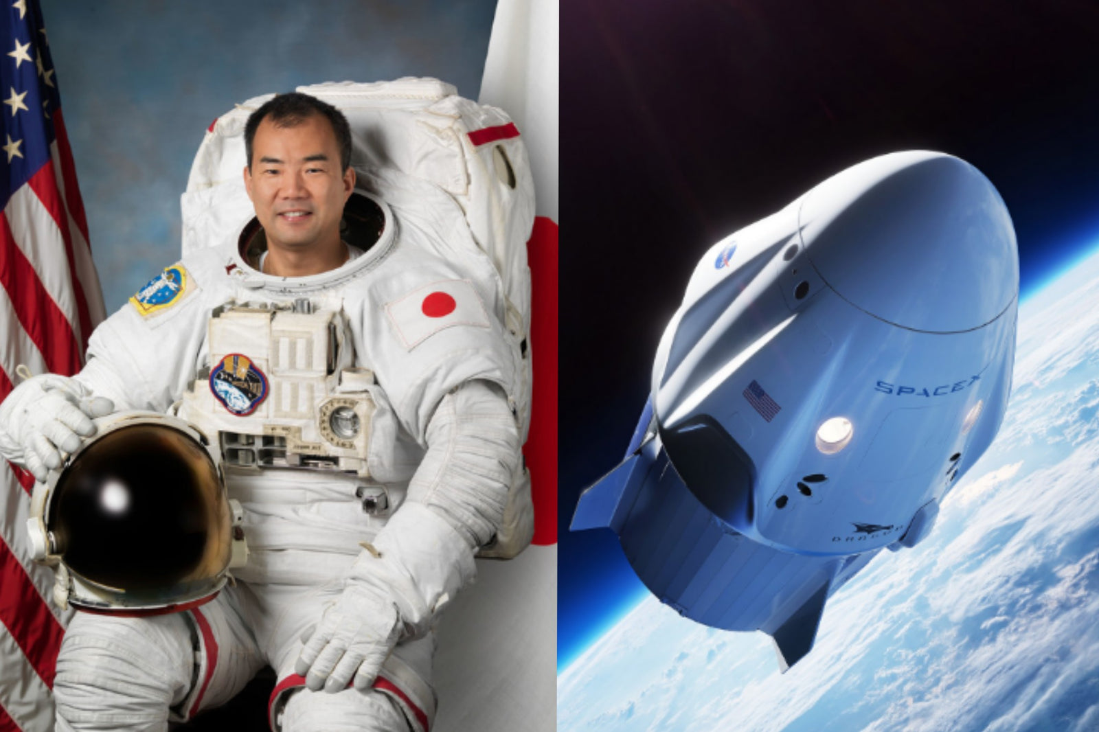 JAXA Japanese Astronaut prepares to join NASA Crew-1 aboard SpaceX's D