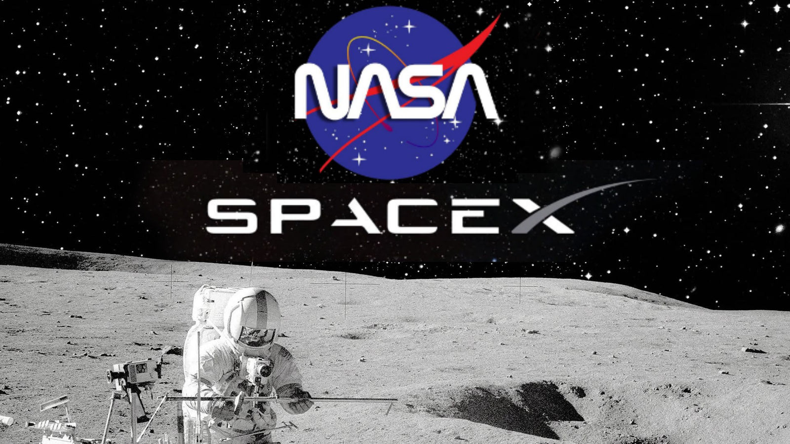 our hipster nasa nad spaceX combined