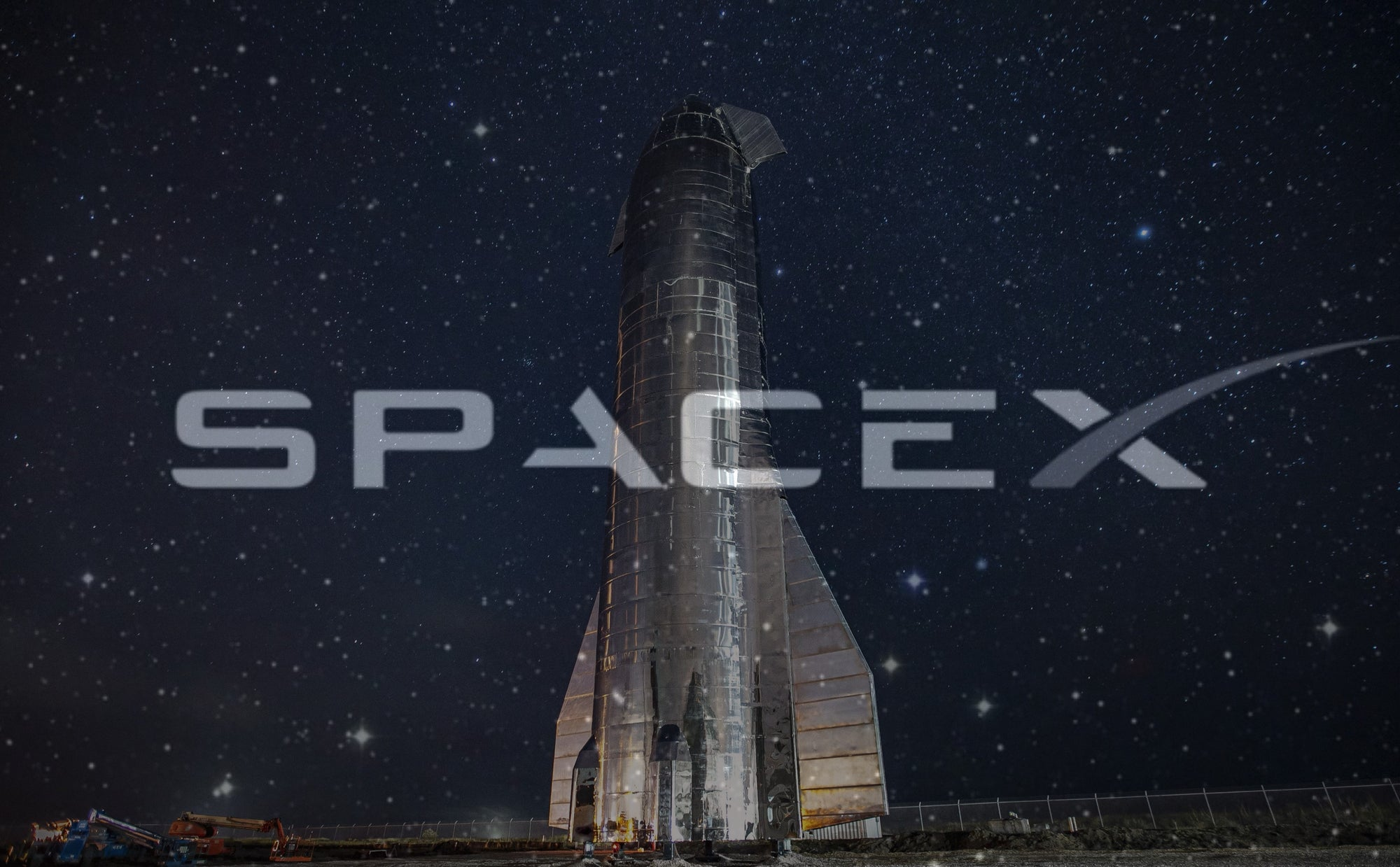 Elon Musk shared that SpaceX is now building the flight design version of Starship