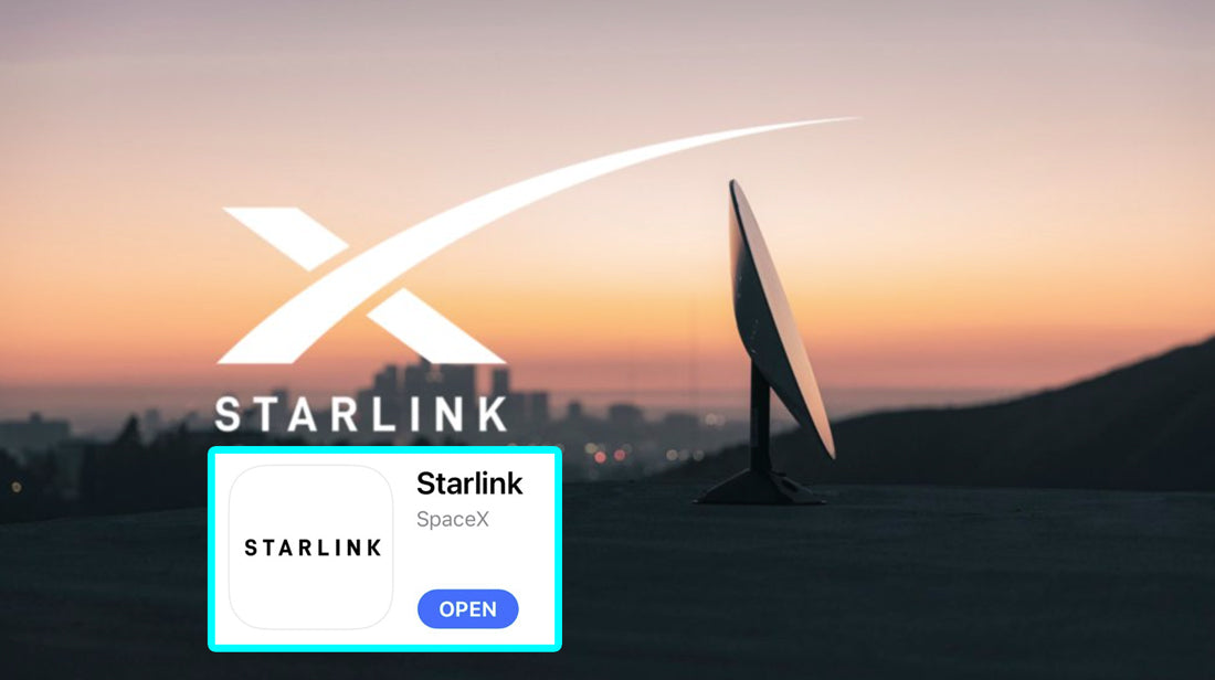 SpaceX releases Starlink App to begin offering Internet service for $99 a month