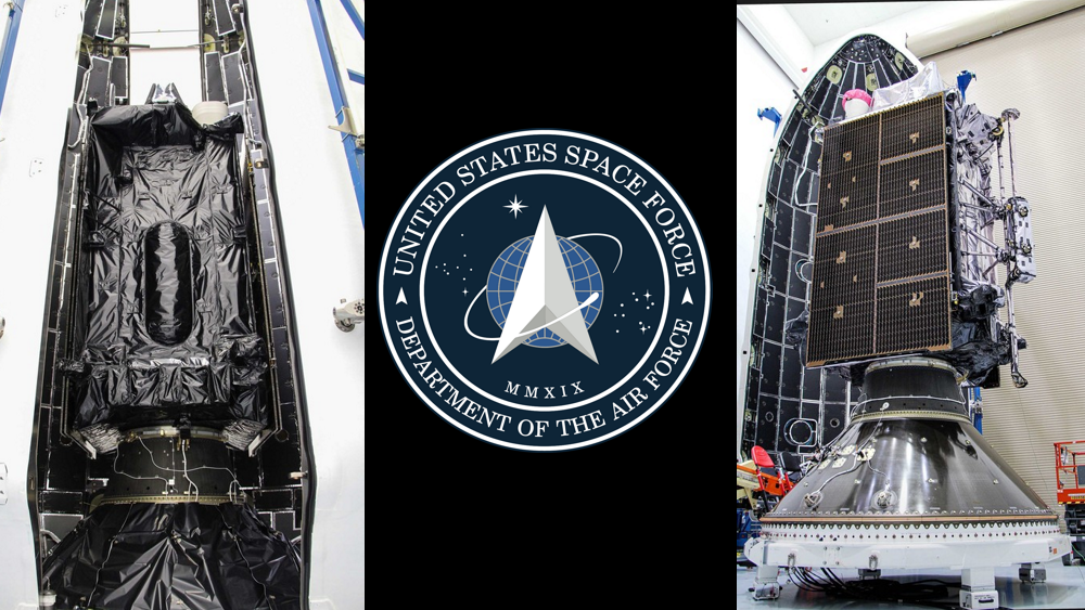 U.S. Space Force's GPS-3 satellite arrives to SpaceX facility for installation atop Falcon 9 rocket