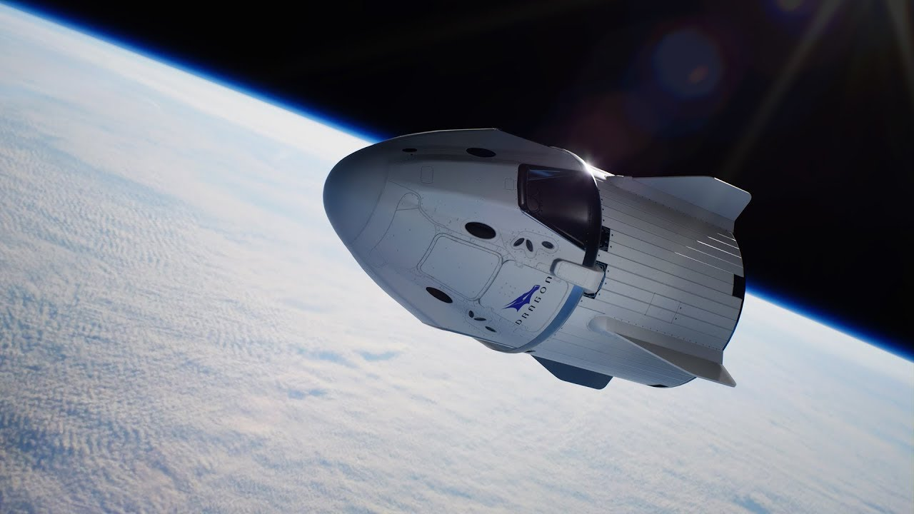 SpaceX Crew Dragon: Tech and Design Features