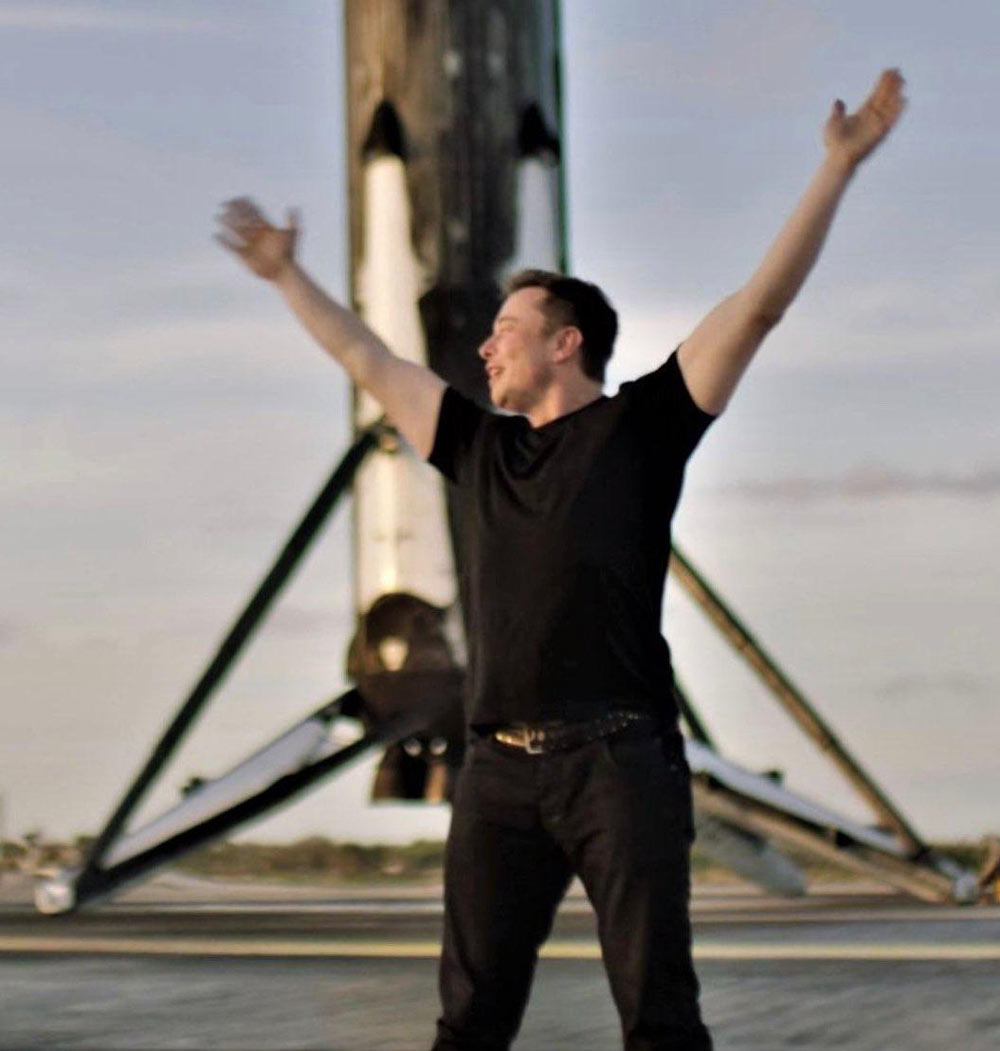 Elon Musk's SpaceX is Seeking to Raise $250 Million, Valuation at $36 Billion: CNBC