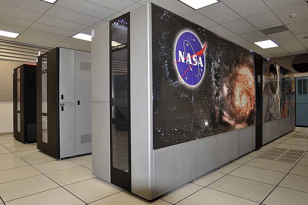 NASA supercomputers will assist in searching for a potential COVID-19 treatment