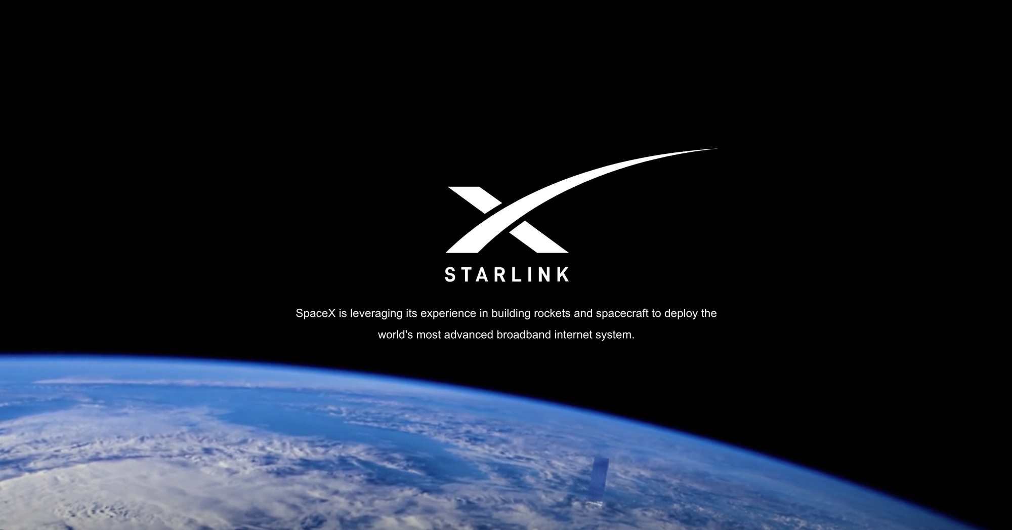 SpaceX's first Starlink satellites in Polar Orbit feature 'Space Lasers'