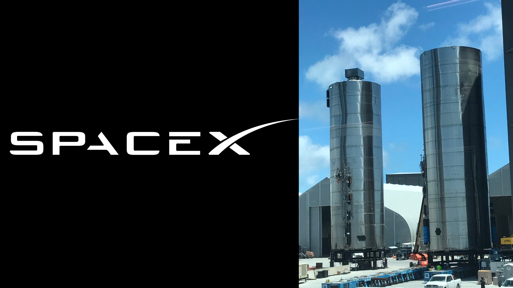 SpaceX transports next Starship to the launch pad to prepare it for flight