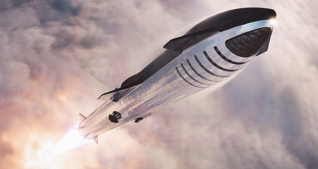 SpaceX aims to launch the first Starship with cargo to Mars by 2022