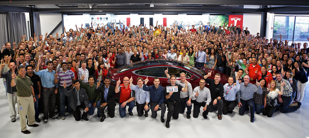 Tesla's Secret Weapon in Focus: How an Army of Enthusiasts is Disrupting the Auto Industry