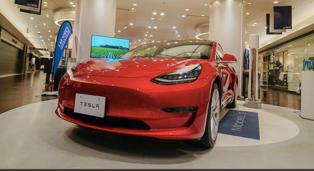 Tesla-Model-3-Japan-Deliveries