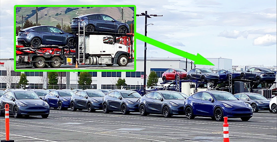 Tesla-Model-Y-Delivery-Trucks