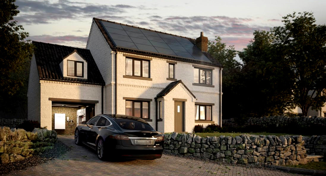 Tesla Energy Plan Unveiled in UK, Shows Virtual Power Plant in Action After Australia