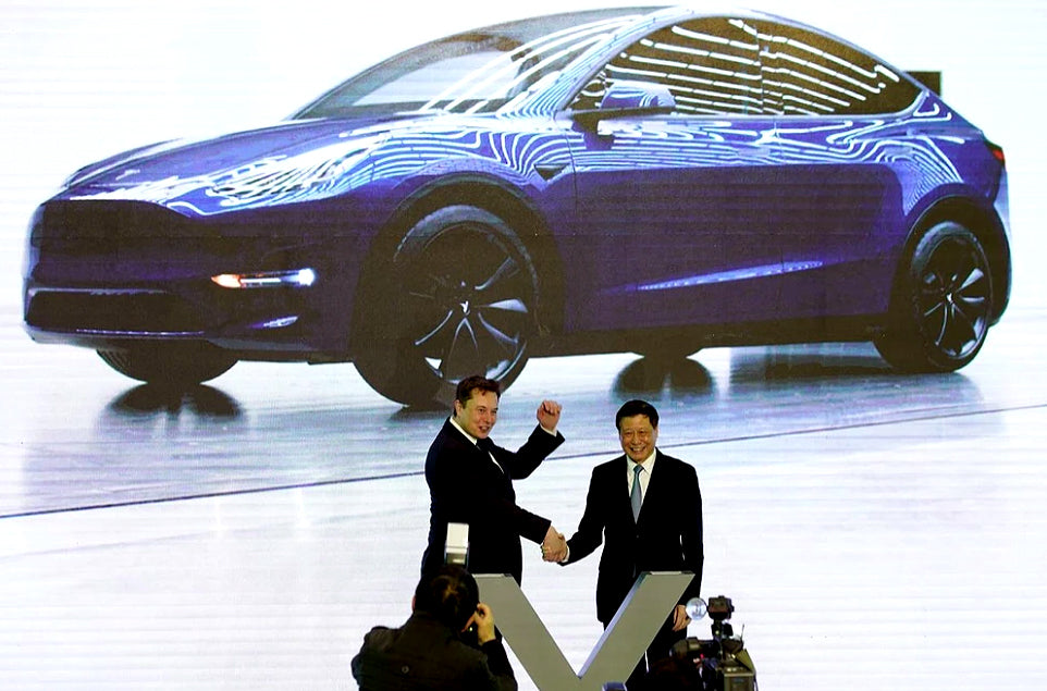 Tesla Giga Shanghai Model Y to Begin Rolling Off Production Line Early 2021, Says Executive