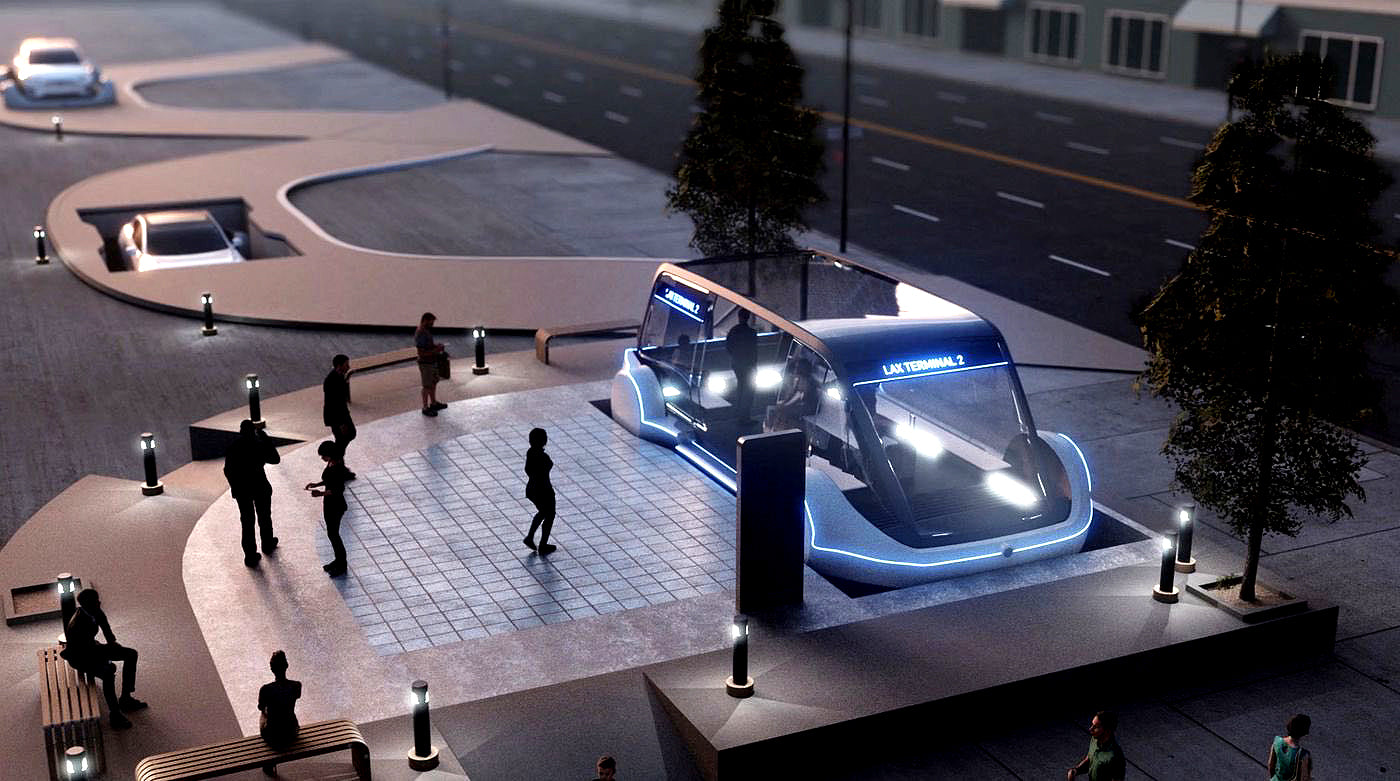 Elon Musk's The Boring Company Drills Down Next Steps in Las Vegas Expansion Goals