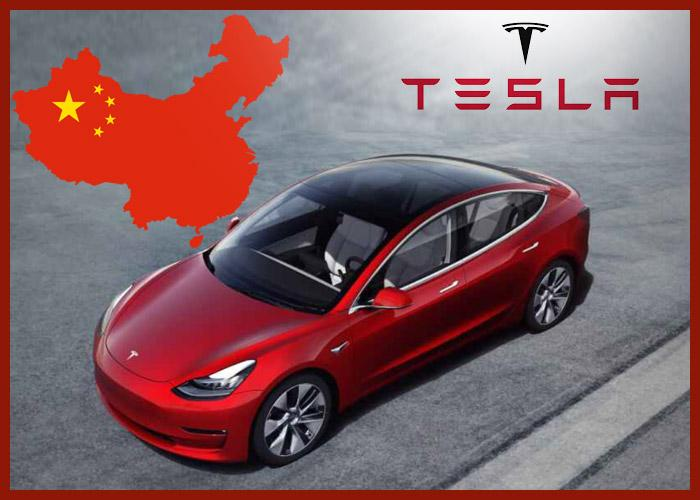 Tesla China Vehicle Registrations Jumped 450% in March When Others Tumble