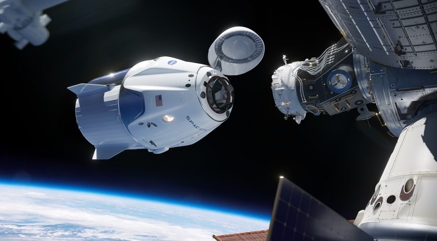 SpaceX's first crewed Demo-2 flight may be a longer duration mission at the Space Station for NASA Astronauts
