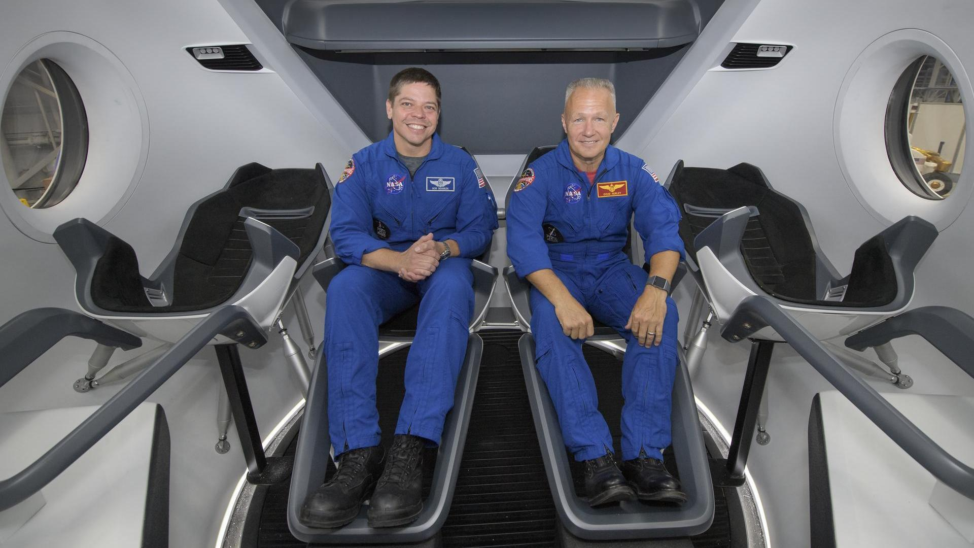 NASA Astronauts will enter quarantine mode ahead of SpaceX's first crewed mission